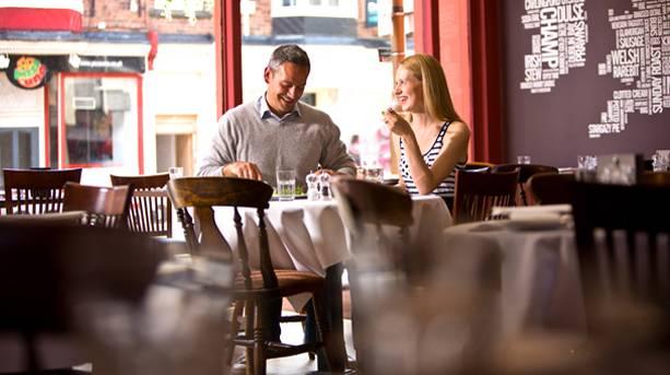 Oldfields Restaurant, Durham City