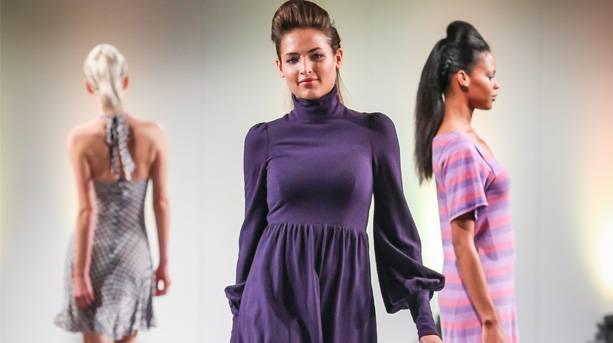 Designer catwalk show