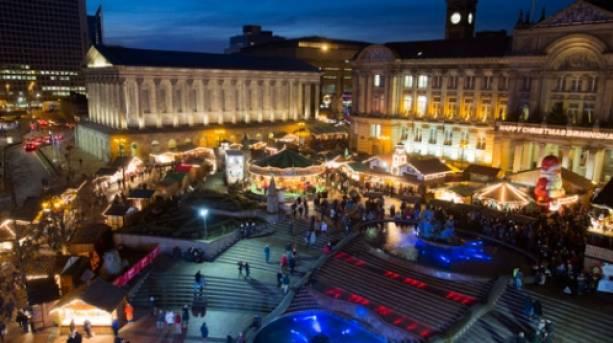 Birmingham German Market