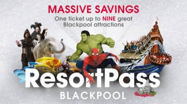 Blackpool resort pass