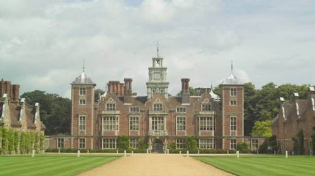 Blicking Hall