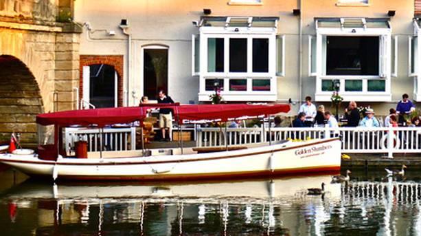 The Folly & Boats