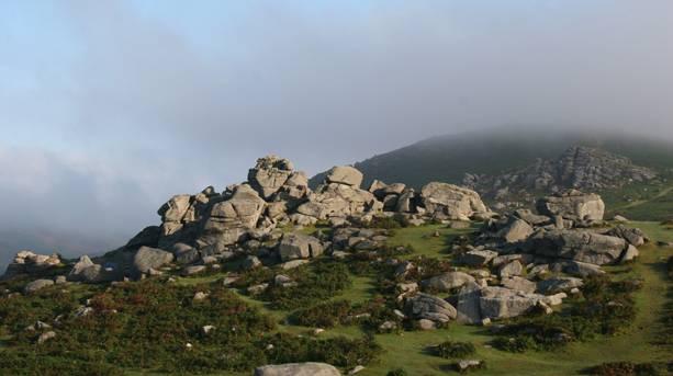 Bonehill on Dartmoor