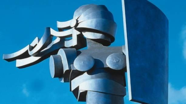 The Boudica sculpture in Colchester, Essex