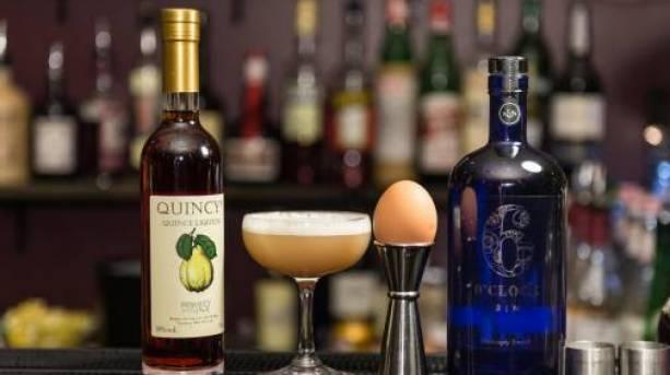 6 O'Clock Gin distillery, Bristol