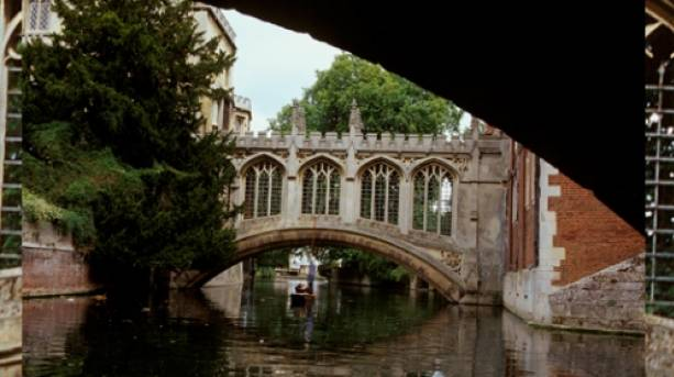 The Bridge of Sighs, Cambridge © VisitBritain