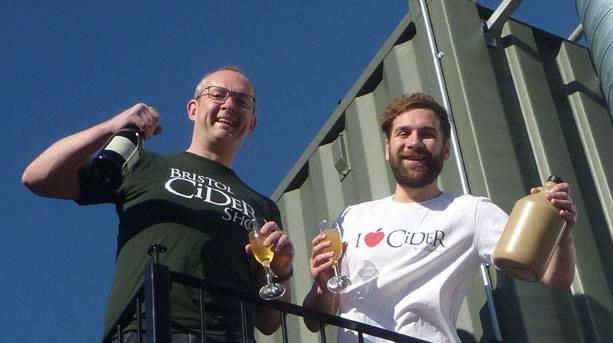 Bristol Cider Shop at Cargo