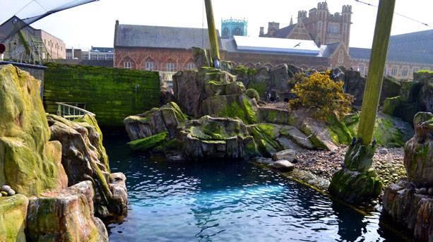 Bristol Zoo Gardens © Angharad Paull