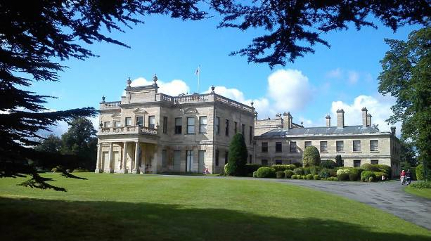 Brodsworth Hall and Gardens in Doncaster