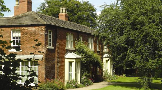 Red House Museum, Gomersal