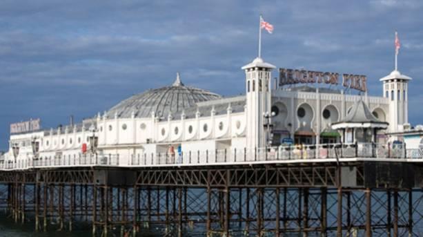 Photo of the Brighton Pier