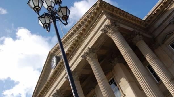 Victorian heritage in Huddersfield
