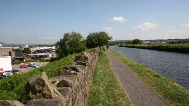 Burnley Straight Mile, Lancashire