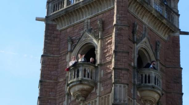 Exhibition Stand Hire Bristol : Climb to the top of cabot tower visitengland