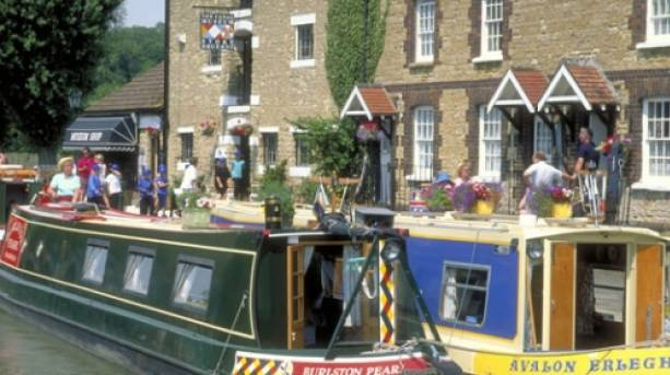 Canal museum at Stoke Bruerne