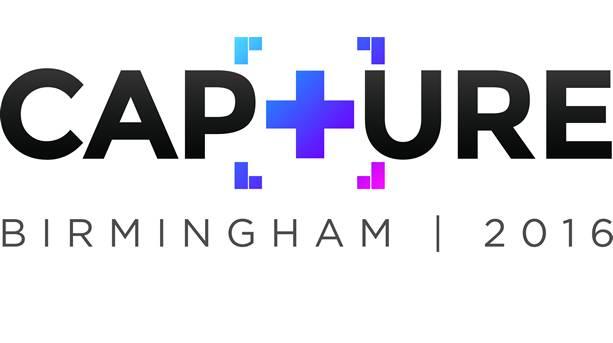 Capture Birmingham logo