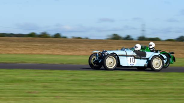 Autumn Classic Race Meeting at Castle Combe Circuit