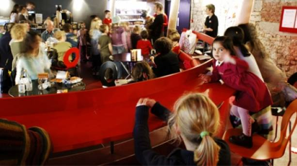 Workshops at the egg