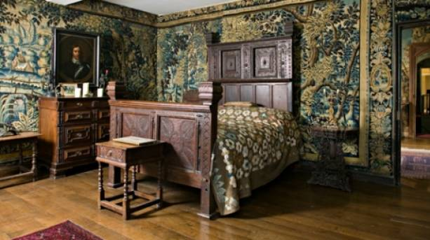 Cromwell's Room in Chavenage House