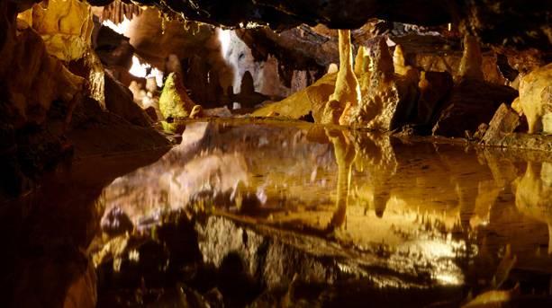 Cheddar Gorge Caves