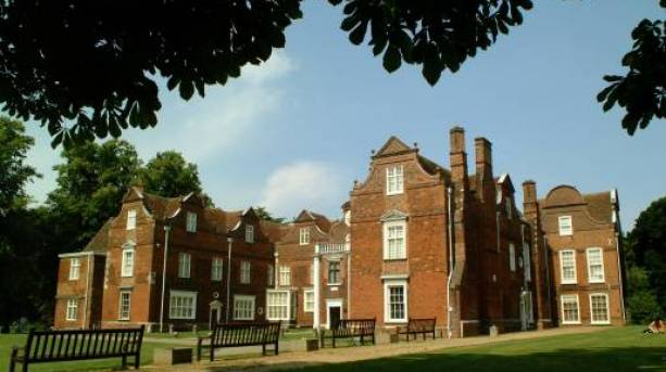 Heritage days out at Christchurch Mansion Ipswich