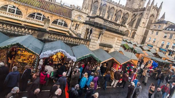 Abbey and Bath Christmas Market