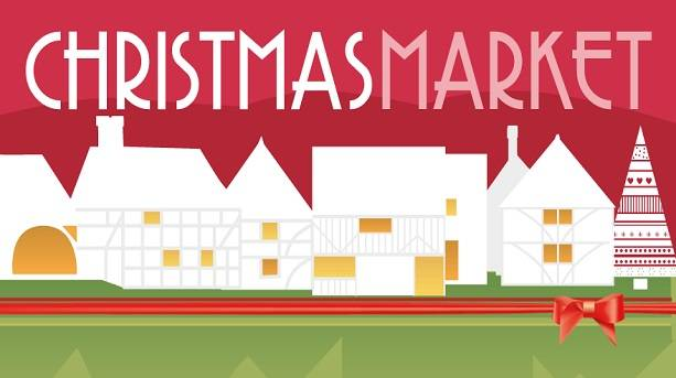 Weald and Downland Museum Christmas Market
