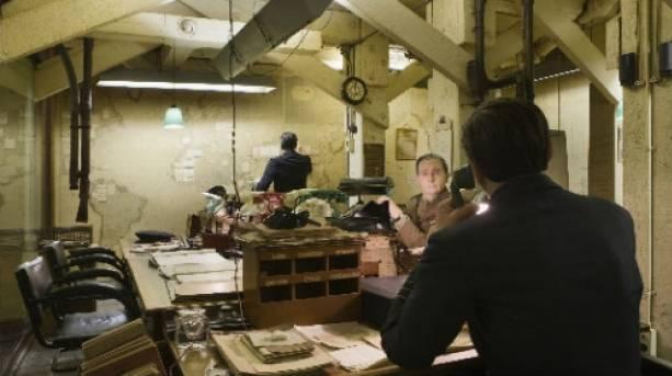 The Churchill War Rooms in London
