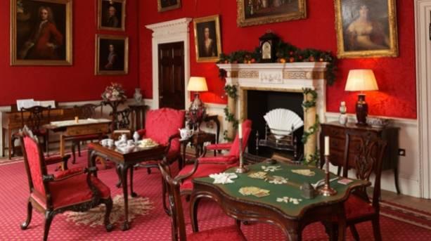 Inside Fairfax house