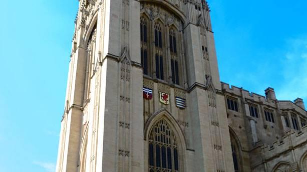 Wills Memorial Building
