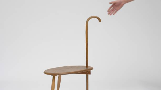Martino Gamper, Hands On, 2006. From series 100 Chairs in 100 Days