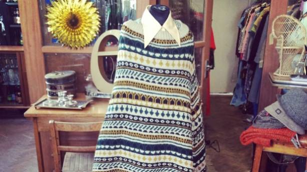 Vintage clothes at Vintedge