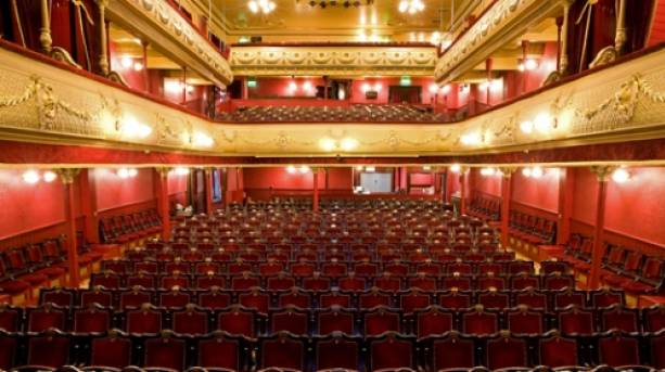The Music Hall at the City Varieties, Leeds