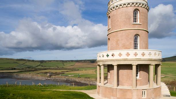 Clavell Tower, a Landmark Trust property