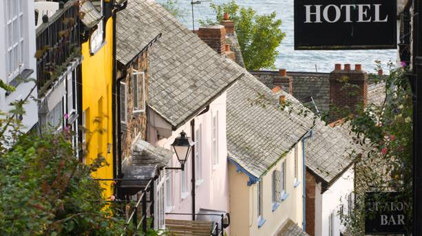 Clovelly Village
