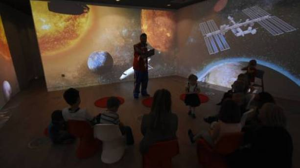 Immersive storytelling experiences at StoryWorld at The Word