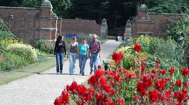 Clumber Park Kitchen Garden