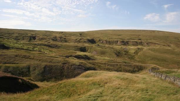 Coalcleugh in the West Allen Valleys, North Pennines