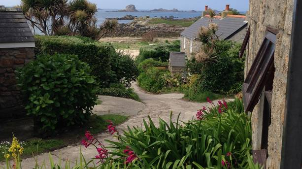 Scillonian cottage
