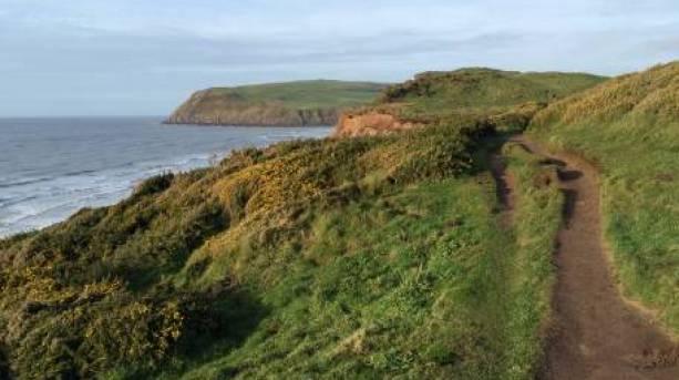 Coastal Path at St Bees