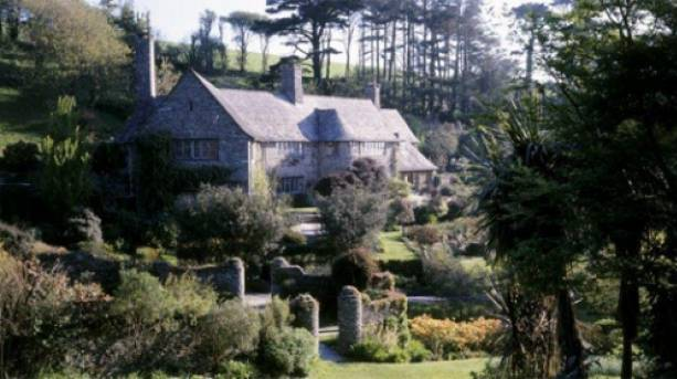 View of Coleton Fishacre