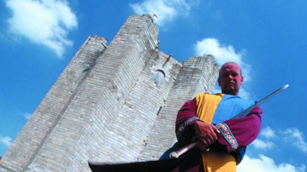 Discover the medieval world of Ivanhoe at Conisbrough Castle