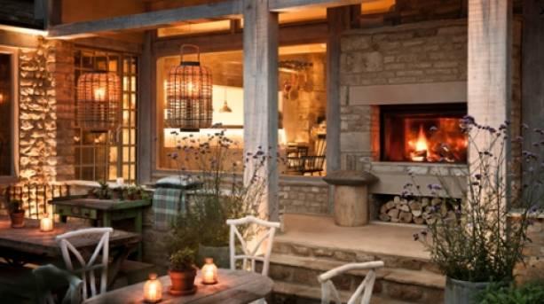 Inside Wild Rabbit Inn