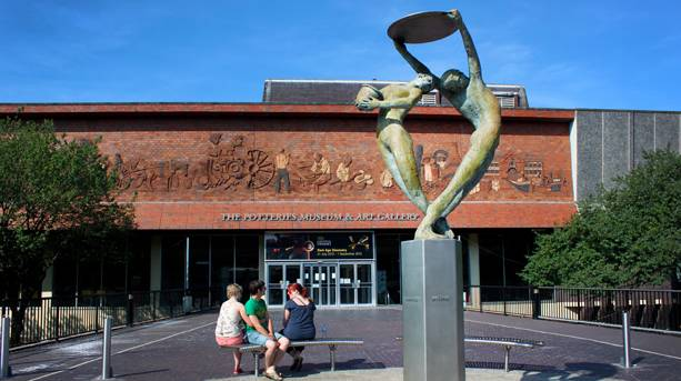 Light of the City, The Potteries Museum & Art Gallery
