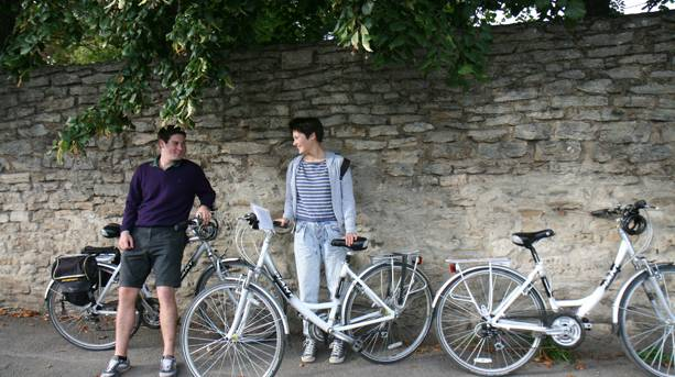 Cycle tour in Oxford