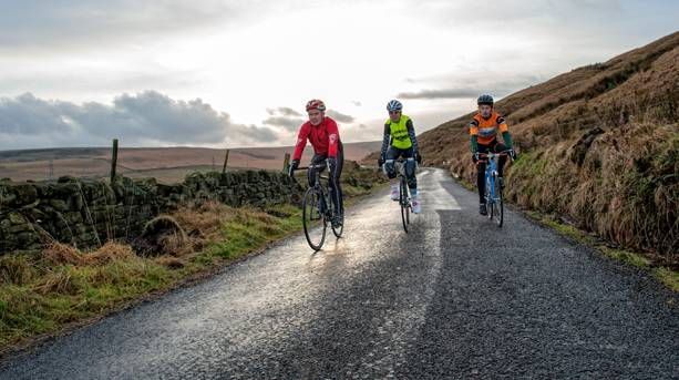 Cycling in Calderdale