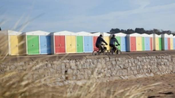 Enjoy a fun family ride in Exmouth