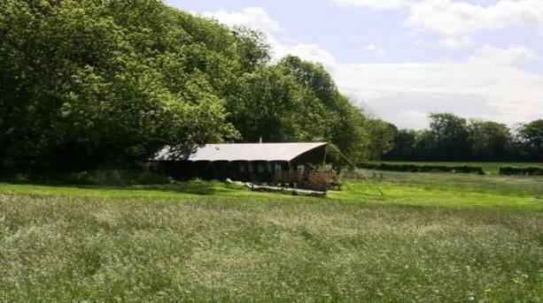 Canvas cottage, Dandelion Hideaway