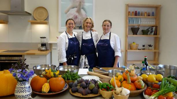 Cookery course at Demuths