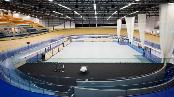 Derby Arena Indoor Velodrome